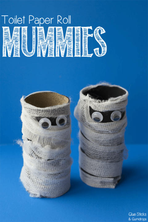 toilet-paper-roll-mummies-halloween-craft-for-kids